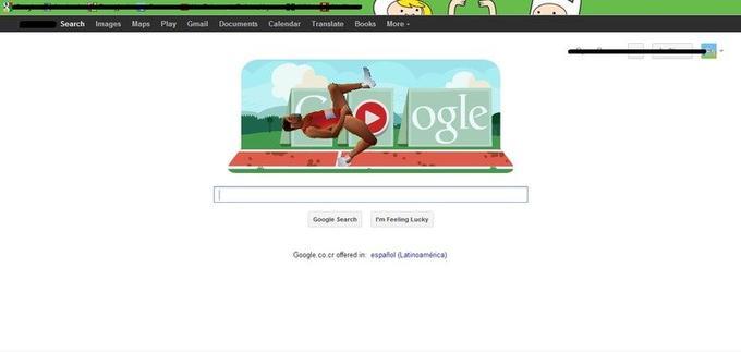 google olympics qwop