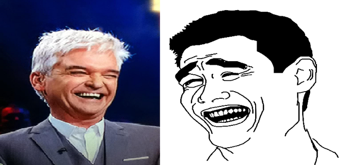 Phillip Schofield Bitch Please