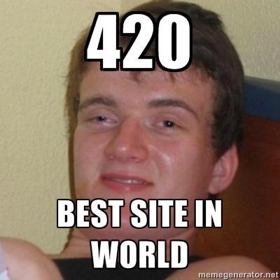 Target market of 420