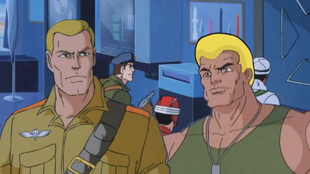 Guile joins the joes