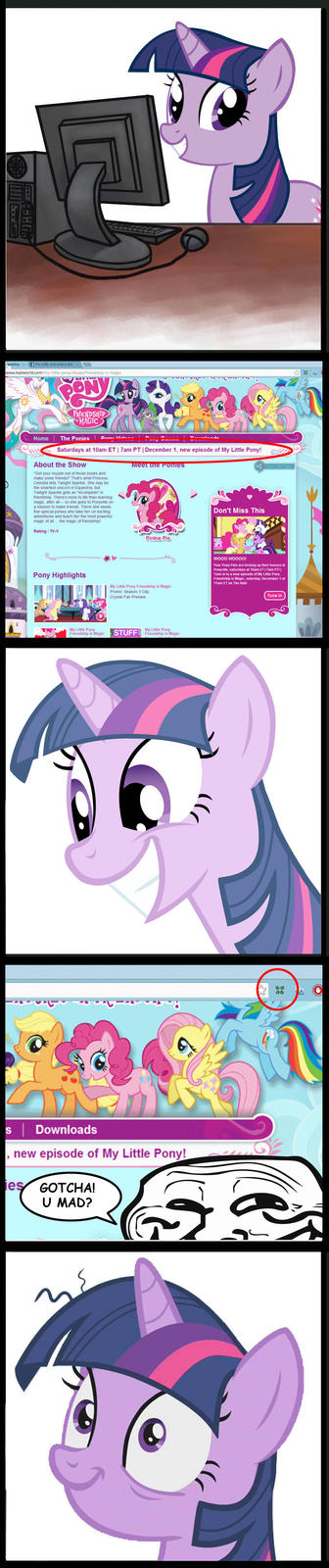 Twilight Trolled