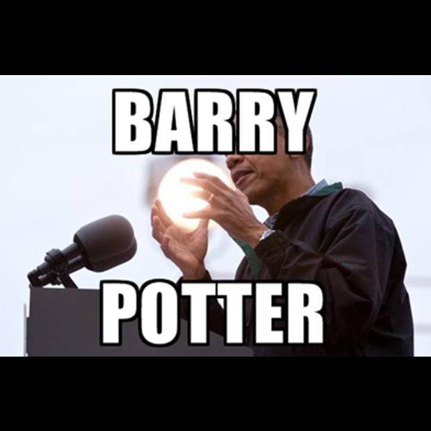 Barry Potter