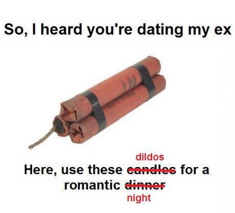 Dating my ex