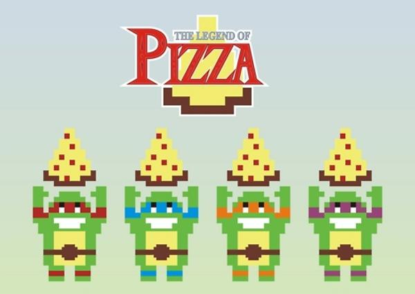 The Legend Of Pizza
