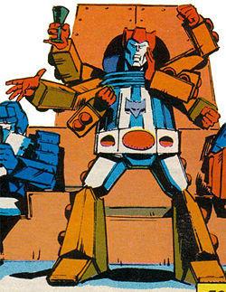 Transformer Dalek