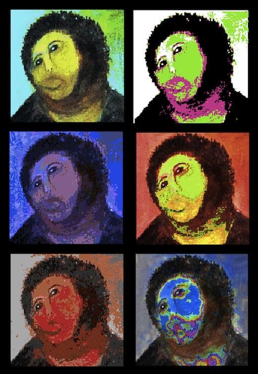 Jesus Warhol