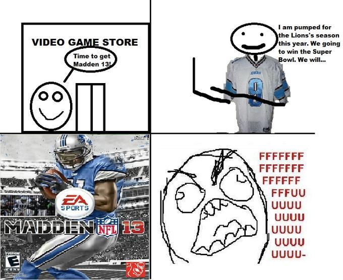 Poor Lions Fans...