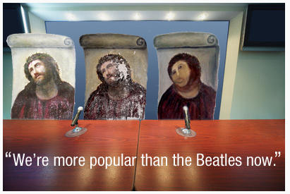 More popular than the Beatles