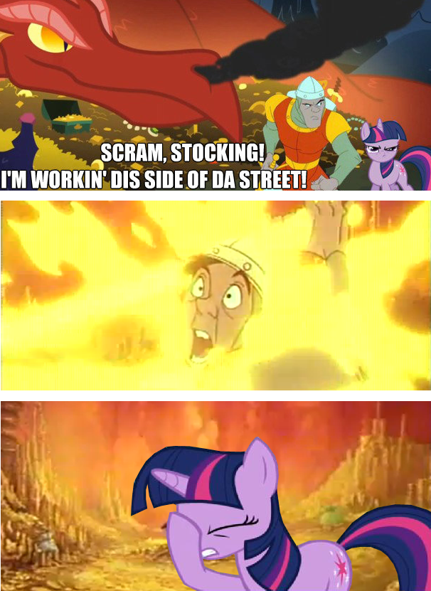 Next time, bring Fluttershy