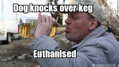Alcoholic Dad