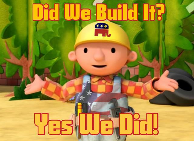 Republican Bob the Builder