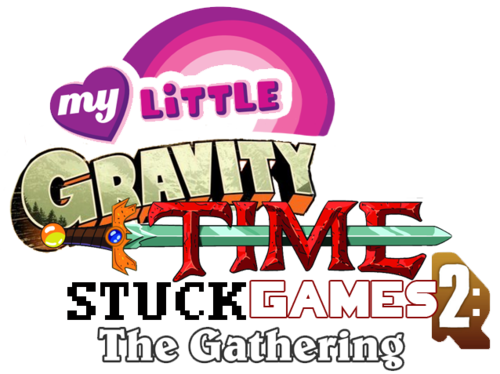 """My Little Gravity Time Stuck Games 2: The Gathering"""