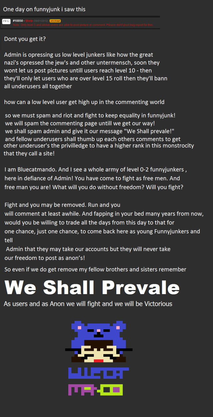 We Shall Prevale