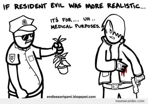 If Resident Evil Was More Realistic