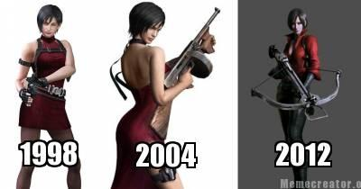 Ada Has Aged