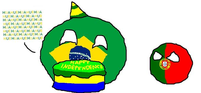 7 September 2012 - Brazil Independence