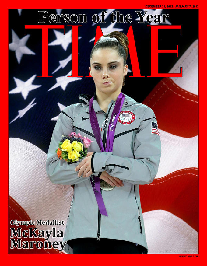 "Not Impressed with Time's ""Person of the Year"""