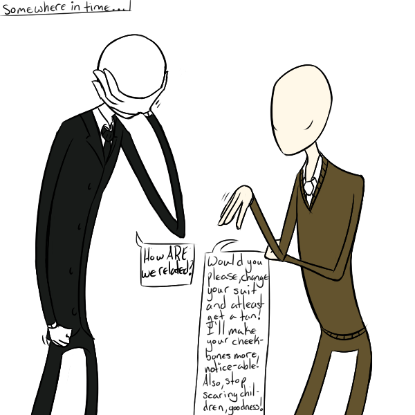 Slenderman | Slender Man | Know Your Meme