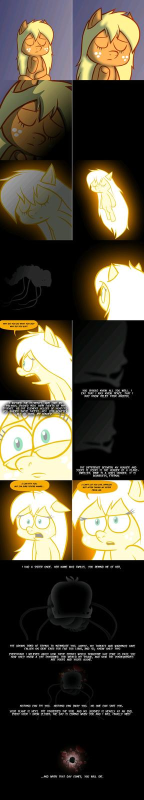 Japplejack: Chapter III - Part 6