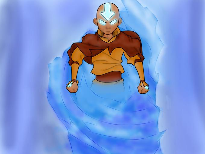 Avatar State Waterbending