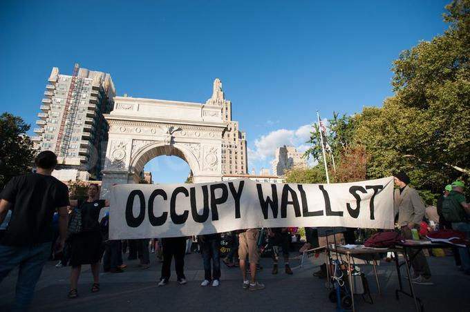 Occupy Wall Street Know Your Meme