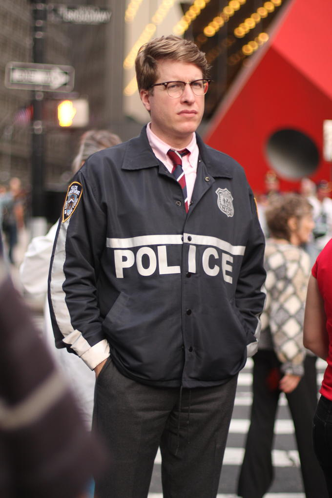 Hipster Cop 2012: Back with a Vengeance