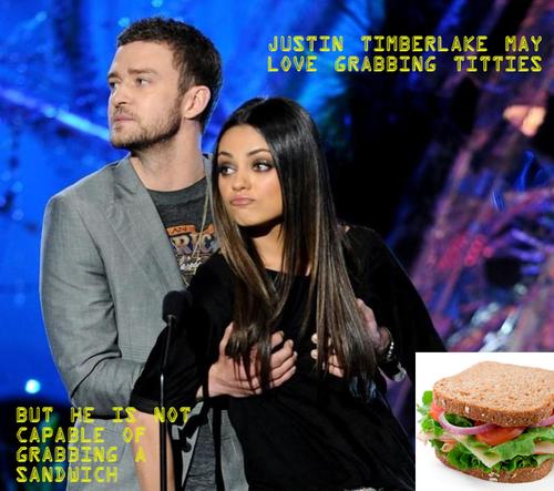 Justin Timberlake Gluten Free