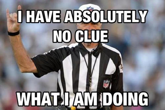 47f nfl replacement refs know your meme,Seahawks Game Day Meme