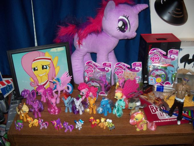 My Equestria Daily Collection Entry featuring 2Pac