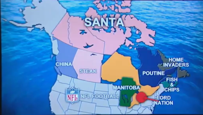 Canada According to Rob Ford