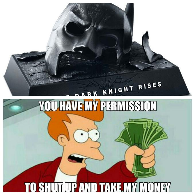permission to shut up