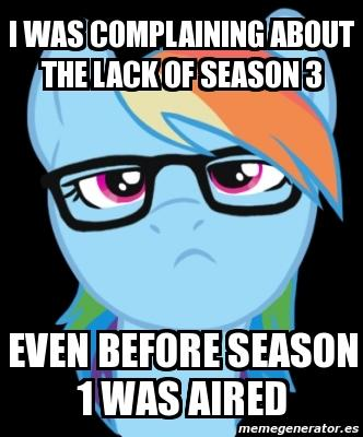 Rainbow Dash is best hipster.