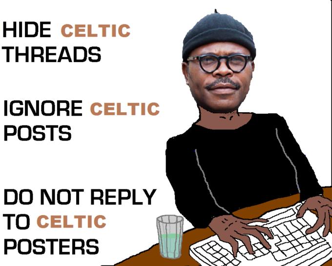 hide celt threads
