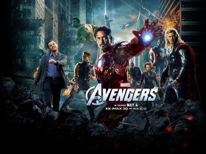The Avengers is awesome