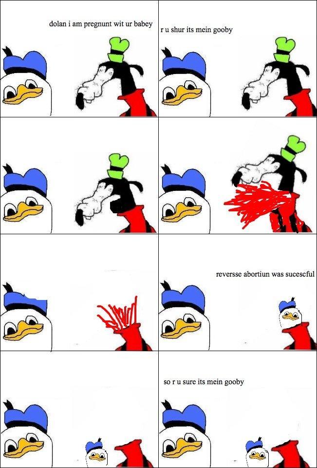 gooby is pregnunt