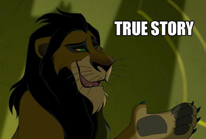 Scar true story