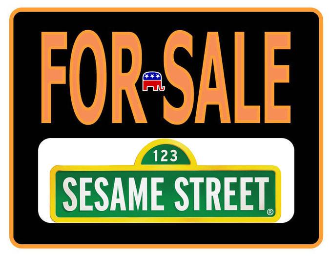 For Sale 123 Sesame Street