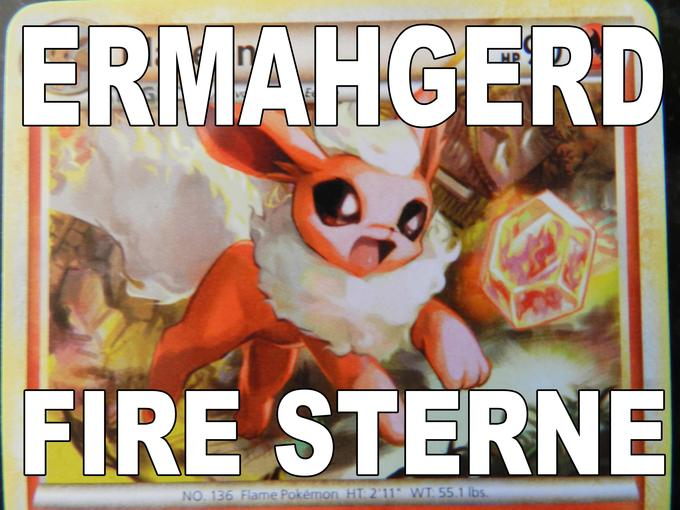 Fire Sterne
