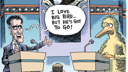 Big Bird Has Got to Go