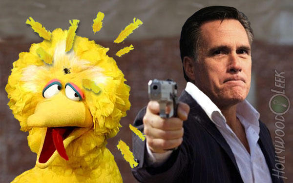 Big Shoot Big Bird in the Head