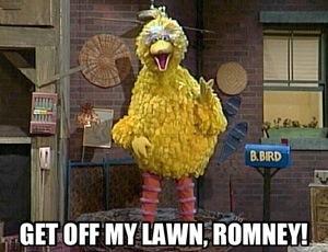Get Off My Lawn Romney