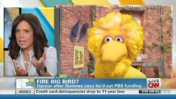 Fire Big Bird?