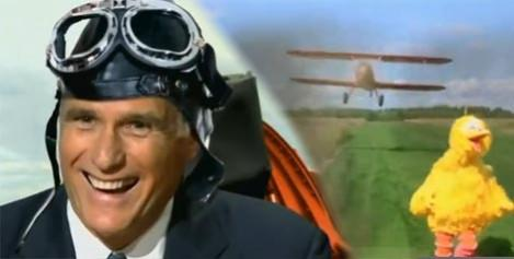 Romney Takedown of Big Bird