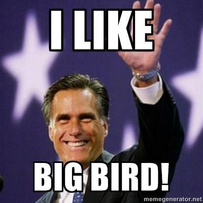 I Like Big Bird