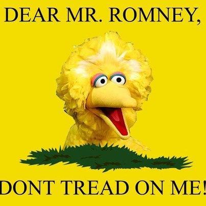 Dear Mr. Romney, Don't Tread on Me