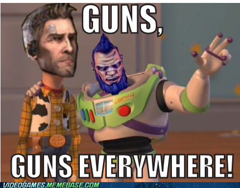 The Borderlands Games In A Nutshell!!!