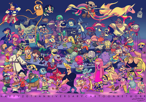 Cartoon Network's 20th Anniversary