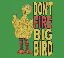 Don't Fire Big Bird