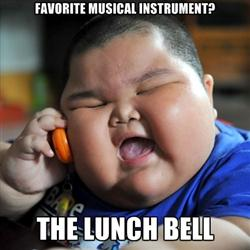 Lu Hao Lunch Bell