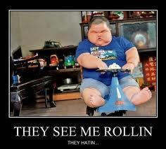 Lu Hao Rollin'